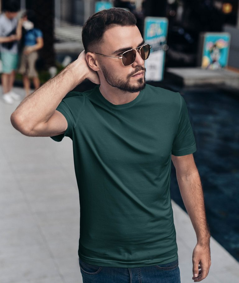 PNC garments t-shirt with average quality