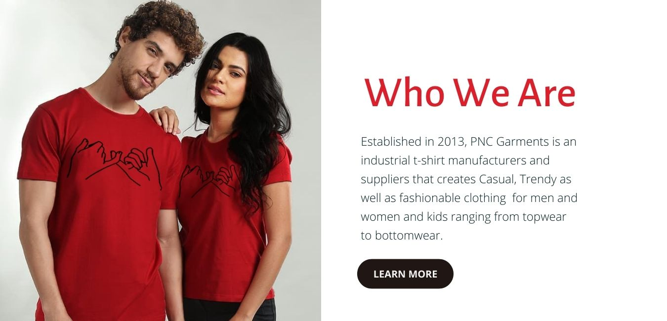 PNC garments who we are as supplier